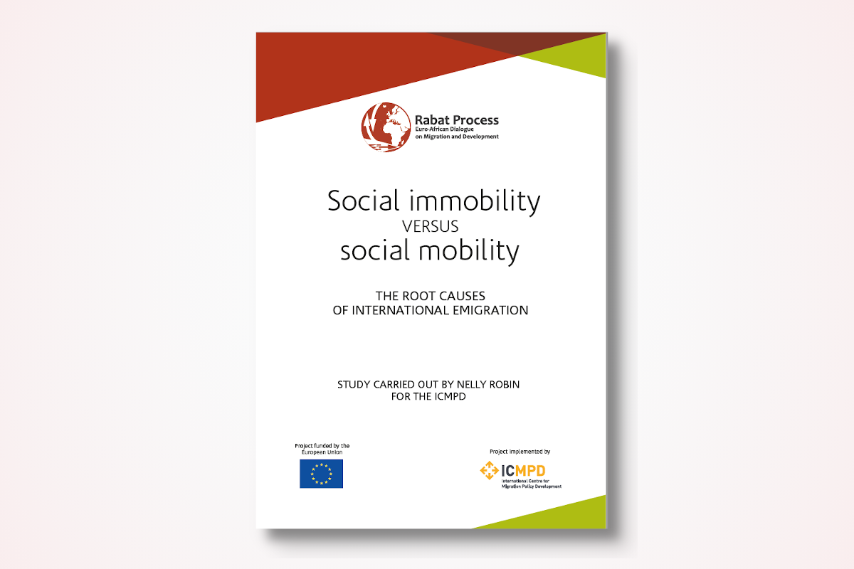 "Publication: ""Social Immobility versus - Social Mobility the Root Causes of International Emigration"""