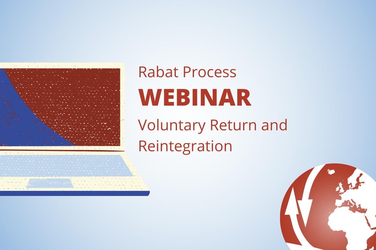 Outcome: Key takeaways of the Webinar on Voluntary Return and Reintegration