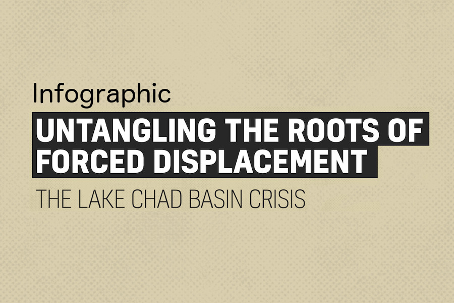 Infographic: Untangling the Roots of Forced Displacement in the Lake Chad Basin